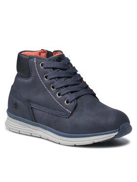Lumberjack Lumberjack Auliniai batai Alvis SB65001-003-P86 M Tamsiai mėlyna