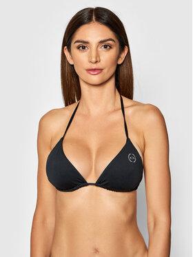 Armani Exchange Armani Exchange Góra od bikini 943014 CC600 00020 Czarny