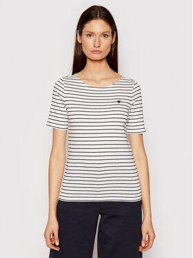 Marc O'Polo Marc O'Polo T-Shirt 103 2183 51195 Biały Slim Fit