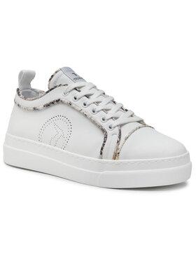 Trussardi Trussardi Sneakersy 79A00670 Biały