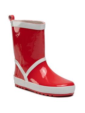 Playshoes Playshoes Holínky 184310 S Červená