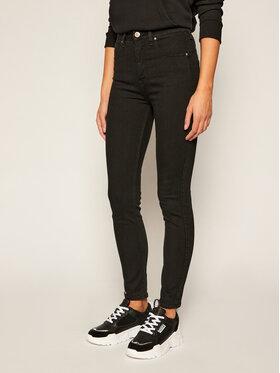 Lee Lee Skinny Fit Jeans Scarlett L30LSY47 Schwarz Slim Fit
