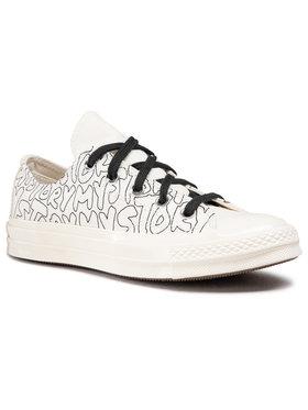 Converse Converse Trampki Chuck 70 Ox 170285C Biały