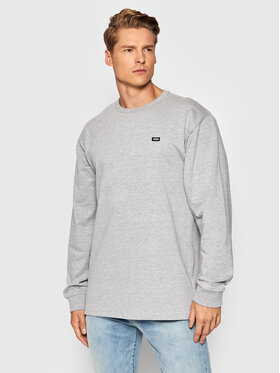 Vans Vans Longsleeve Off The Wall Classic VN0A4TUR Szary Classic Fit