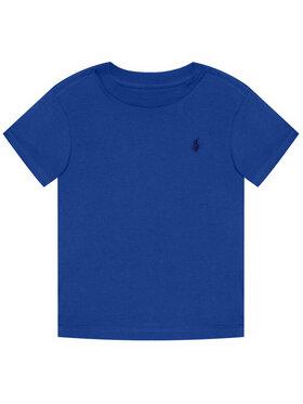 Polo Ralph Lauren Polo Ralph Lauren T-Shirt Ss Cn 323832904030 Σκούρο μπλε Regular Fit