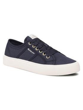Gant Gant Sneakers aus Stoff Pinestreet 22539575 Dunkelblau