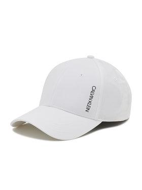 Calvin Klein Swimwear Calvin Klein Swimwear Бейсболка KU0KU00085 Білий