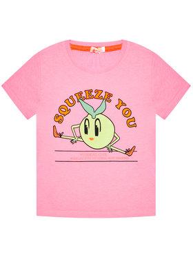 Billieblush Billieblush T-shirt U15868 Rose Regular Fit