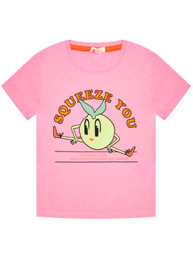 Billieblush Billieblush T-Shirt U15868 Różowy Regular Fit