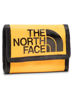 The North Face The North Face Veľká pánska peňaženka Base Camp Wallet NF00CE69LR01 Žltá