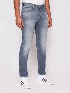 Lee Lee Jeans Rider L701NKUQ Blu scuro Slim Fit