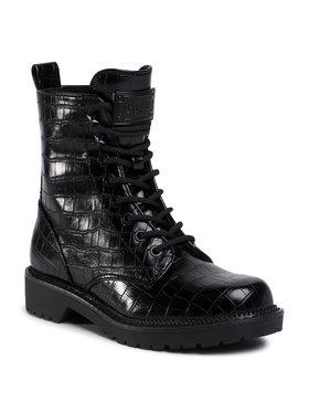 Guess Guess Outdoorová obuv Talisi FL7TAI PEL10 Čierna