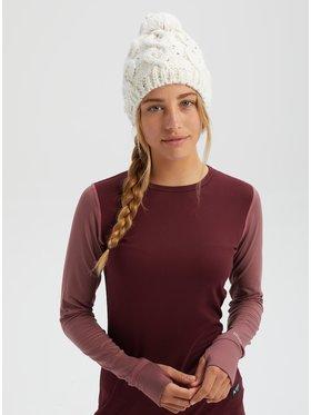 Burton Burton Mütze Wms Chloe Bnie 10480105100 Weiß