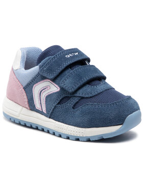 Geox Geox Sneakersy B Alben G. A B023ZA 02214 C4504 S Granatowy