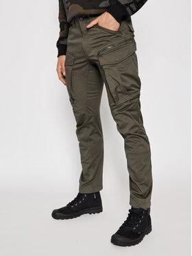 G-Star Raw G-Star Raw Spodnie materiałowe Rovic D02190 5126 1260 Szary Regular Fit