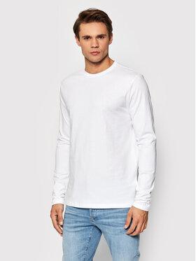 Outhorn Outhorn Тениска с дълъг ръкав TSML600 Бял Regular Fit