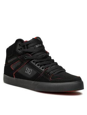 DC DC Sneakersy Pure High-Top Wc ADYS400043 Čierna
