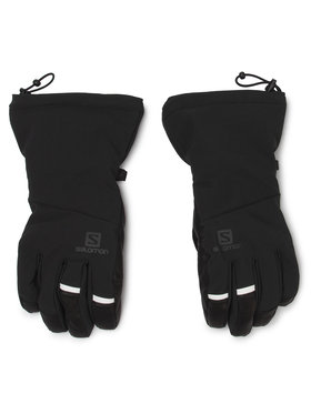 Salomon Salomon Gants de ski Propeller Long M LC1181900 Noir