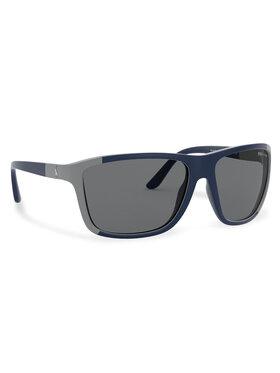Polo Ralph Lauren Polo Ralph Lauren Lunettes de soleil 0PH4155 581081 Bleu marine