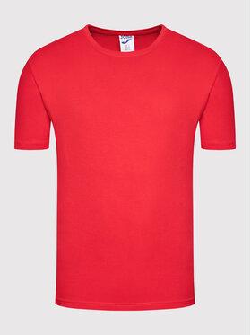 Joma Joma T-Shirt Desert 101739.600 Czerwony Regular Fit
