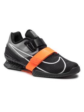 Nike Nike Boty Romaleos 4 CD3463 018 Černá