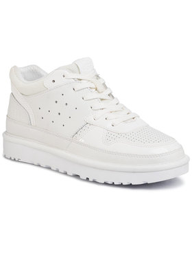 Ugg Ugg Laisvalaikio batai W Highland Sneaker 1111336 Balta