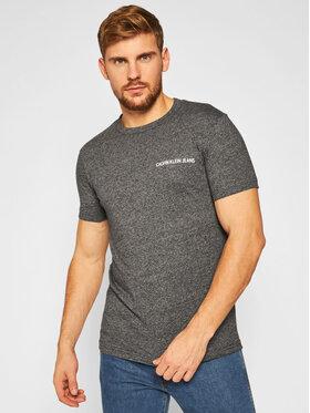 Calvin Klein Jeans Calvin Klein Jeans T-Shirt J30J316042 Szary Regular Fit