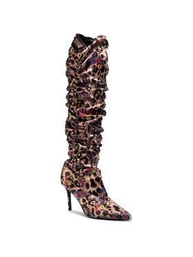 Versace Jeans Couture Versace Jeans Couture Kozaki E0VZAS55 Kolorowy