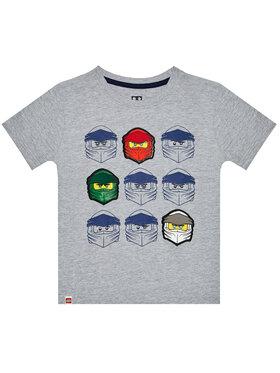 LEGO Wear LEGO Wear T-shirt 12010022 Siva Regular Fit