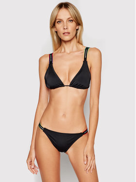 Calvin Klein Underwear Calvin Klein Underwear Bikinio viršus KW0KW01314 Juoda