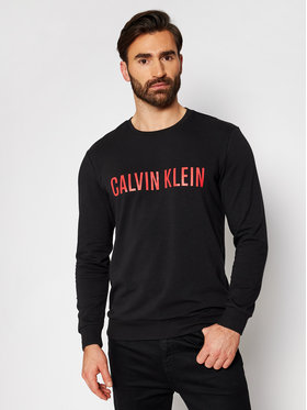 Calvin Klein Underwear Calvin Klein Underwear Bluza 000NM1960E Czarny Regular Fit
