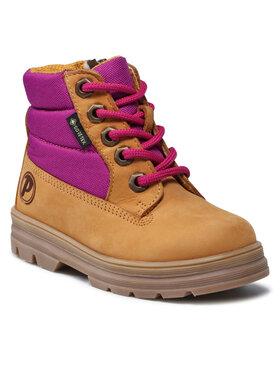 Primigi Primigi Ορειβατικά παπούτσια GORE-TEX 8415522 S Καφέ