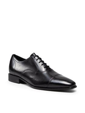 Geox Geox Κλειστά παπούτσια U High Life C U0299C 00043 C9999 Μαύρο