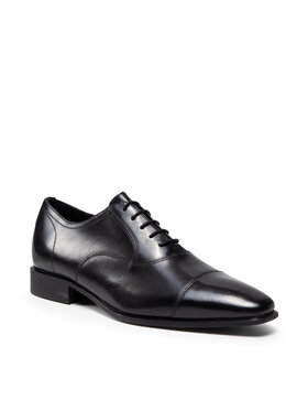 Geox Geox Обувки U High Life C U0299C 00043 C9999 Черен