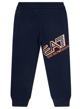 EA7 Emporio Armani EA7 Emporio Armani Pantaloni da tuta 6HBP53 BJ07Z 1554 Blu scuro Regular Fit