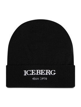 Iceberg Iceberg Čiapka 20II1P1304070109000 Čierna