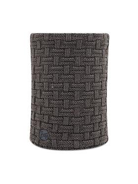 Buff Buff Loop-Schal Knitted & Fleece Neckwarmer Airon 113549.930.10.00 Grau