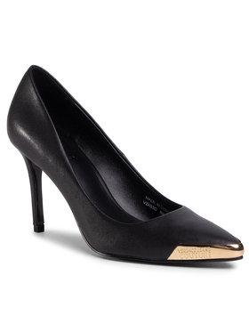 Versace Jeans Couture Versace Jeans Couture Обувки на ток E0VZAS50 Черен