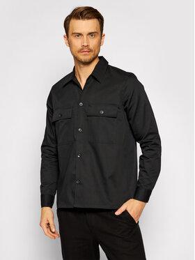 Only & Sons ONLY & SONS Marškiniai Noar 22020800 Juoda Oversize