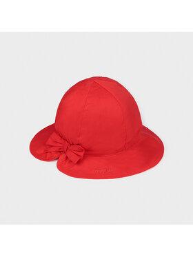 Mayoral Mayoral Klobouk bucket hat 10017 Červená