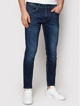 Pepe Jeans Pepe Jeans Džinsai Finsbury PM200338 Tamsiai mėlyna Skinny Fit