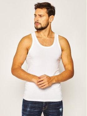 Dsquared2 Underwear Dsquared2 Underwear Топ D9D203040 Бял Slim Fit