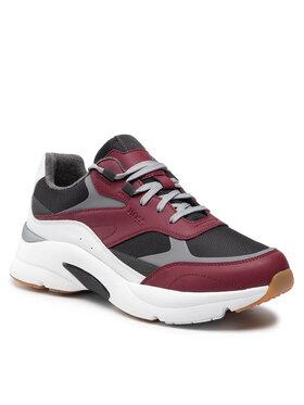 Boss Boss Sneakersy Ardical 50460165 10236621 01 Bordowy