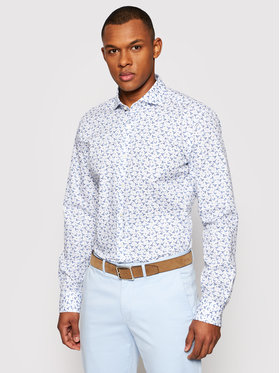Joop! Joop! Marškiniai 17 Jsh-52Pajos 30026263 Balta Slim Fit