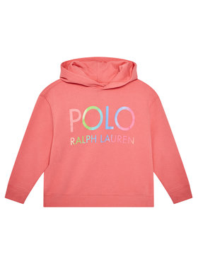 Polo Ralph Lauren Polo Ralph Lauren Majica dugih rukava 313841397001 Ružičasta Regular Fit