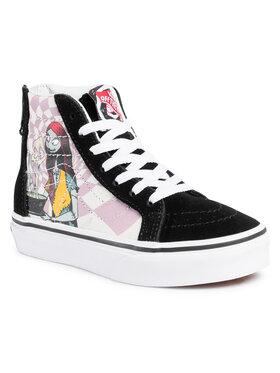 Vans Vans Sneakersy Sk8-Hi Zip VN0A4BUXTRO1 Čierna