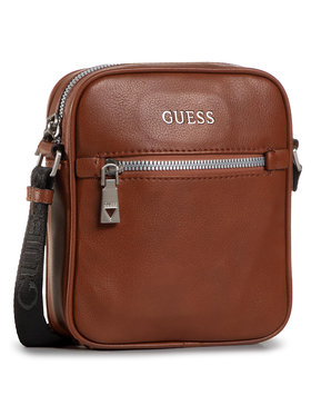 Guess Guess Τσαντάκι Scala HMSCAL P0417 Καφέ