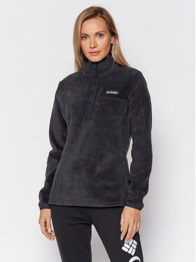 Columbia Columbia Polár kabát Benton Springs 1860991 Fekete Regular Fit