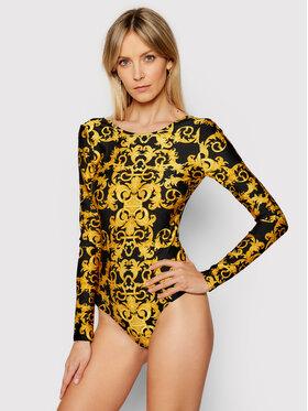 Versace Jeans Couture Versace Jeans Couture Glaustinukė D4HWA606 Geltona Slim Fit