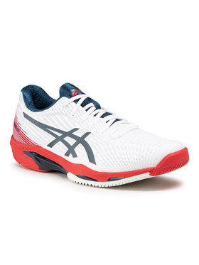 Asics Asics Обувки Solution Speed Ff 2 1041A182 Бял